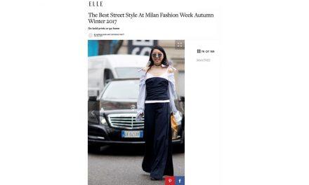 Feb 2017 – Elle – Spektre sunglasses