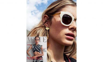 Apr 2017 – Vogue – Spektre sunglasses