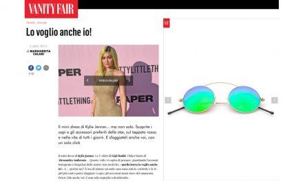 May 2017 – Vanity – Spektre sunglasses