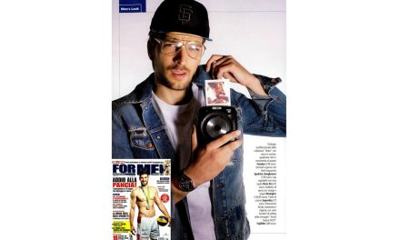 Jun 2017 – For Men Magazine – Spektre sunglasses